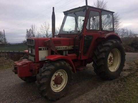 Case IH 633 International