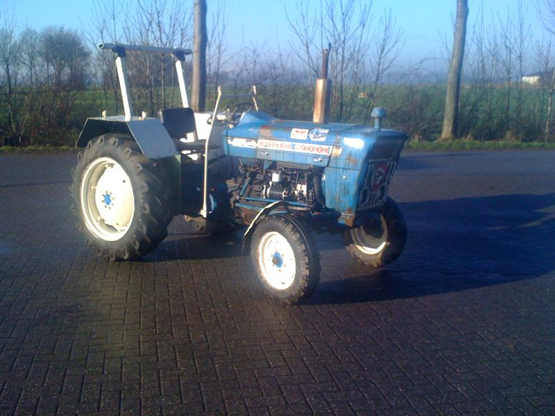 Ford Tractor Ford 2000