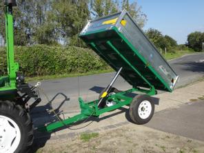 vemac vemac anh nger kippanh nger kipper neu traktor kipper gebraucht in 39114 magdeburg. Black Bedroom Furniture Sets. Home Design Ideas