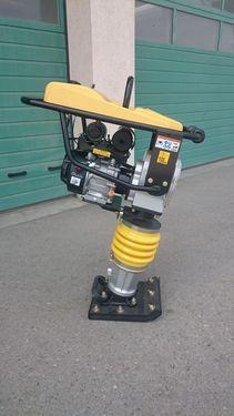 Lumag Vibrationsstampfer VS 80C - 12 KN