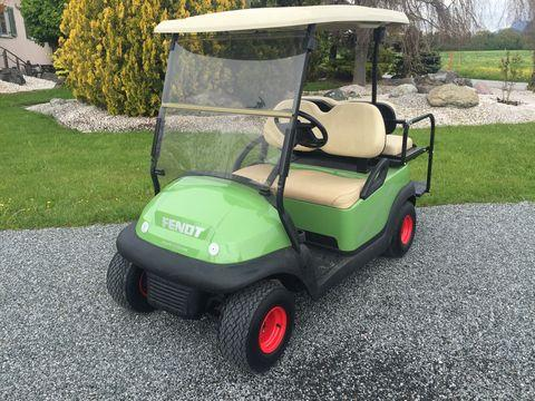 Club Car Fendt Edition, Golfwagen Elektro