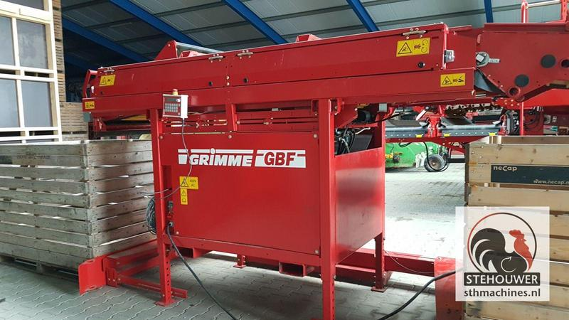 Grimme GBF L-S-L (MD) #4256