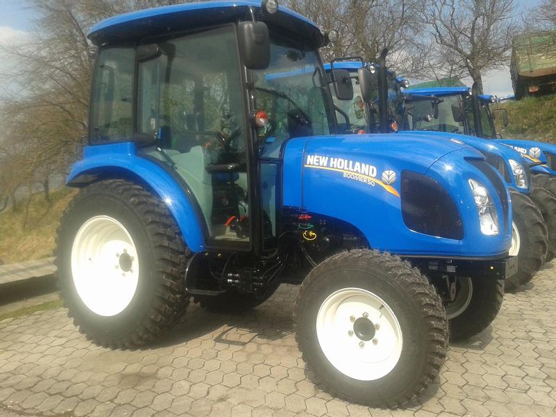 New Holland Boomer 50C