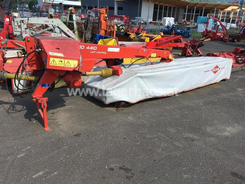 Kuhn GMD 4410 FF LIFTCONTROL
