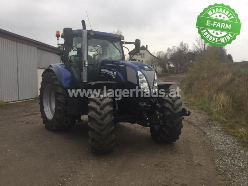 New Holland T7 210AC