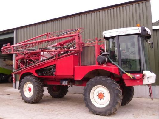 Bateman Used  RB55 36M Sprayer