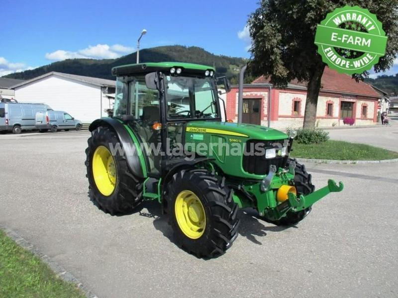 John Deere 5080G !!AUCTIONSMASCHINE!! WWW.AB-AUCTION.COM
