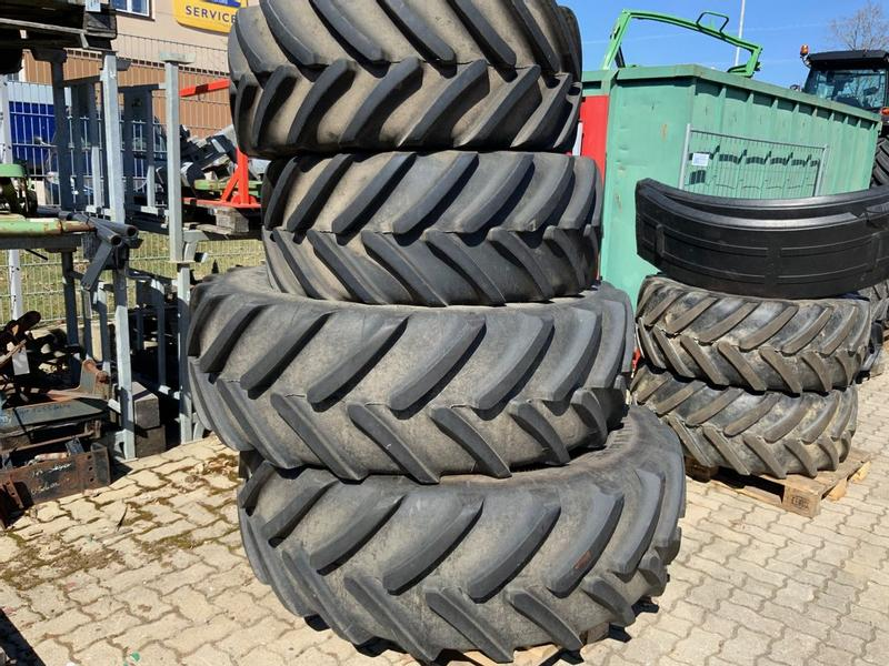 Michelin Multibib Fendt 300,400 und Steyr 9000