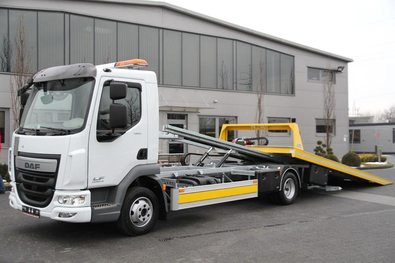 Daf LF 180 FA E6 7.5 T BREAKDOWN TOW TRUCK NEW
