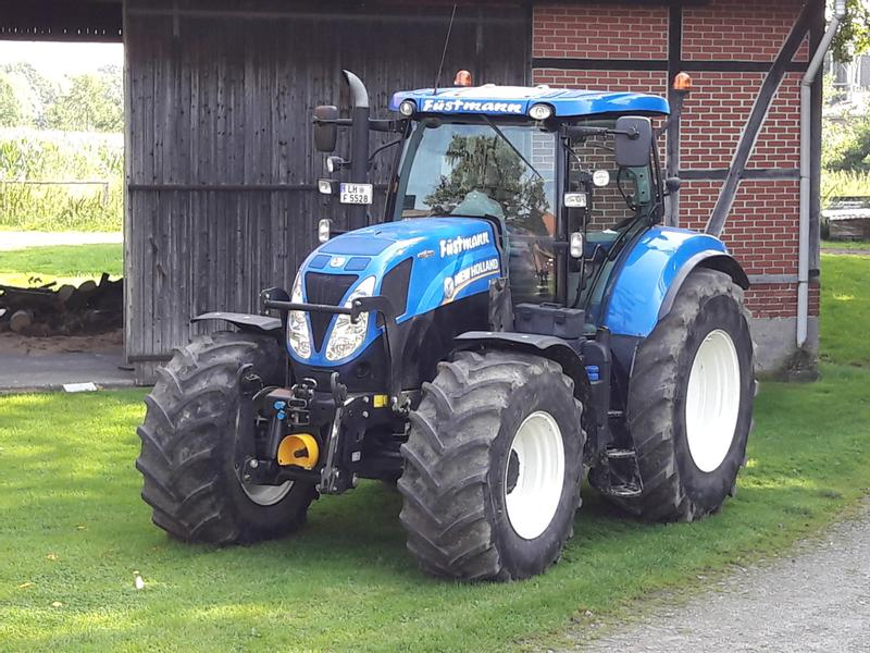 New Holland T 7 185