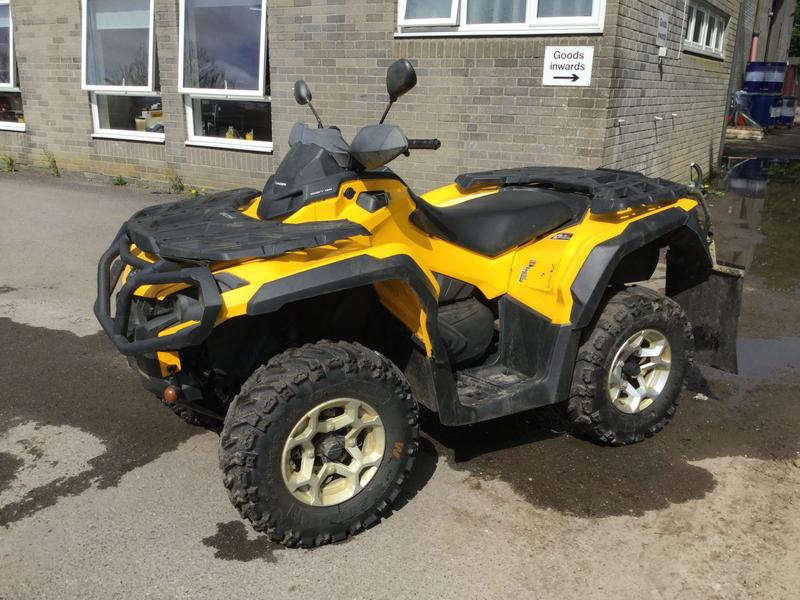 CAN-AM OUTLANDER - ATV