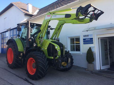 Claas Arion 530 C-matic