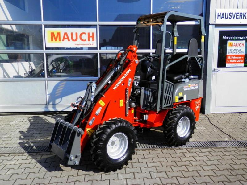 Weidemann Light Modell