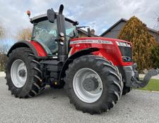 Massey Ferguson MF 8727 S Exclusive
