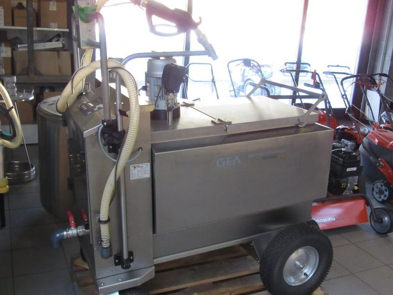 Westfalia Milk Buggy