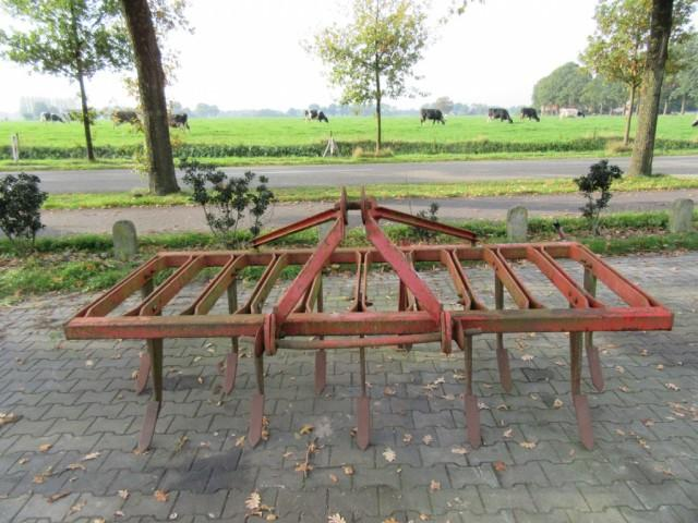 Evers vaste tand cultivator