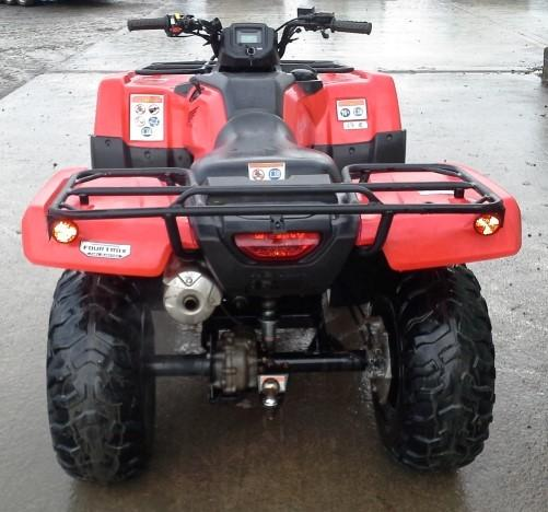 Honda Uk Ltd Trx420fm2