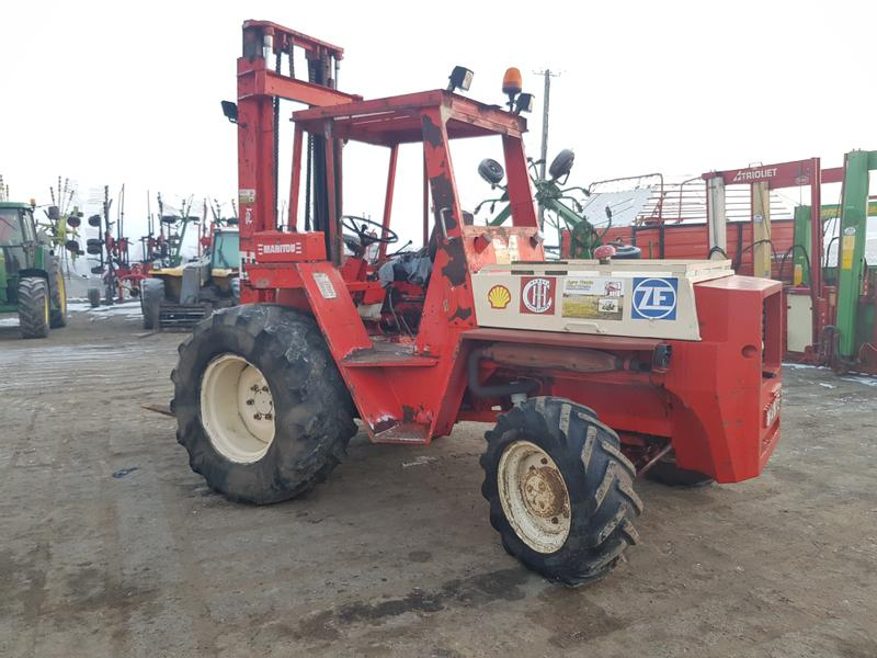 Manitou 4RM 30M