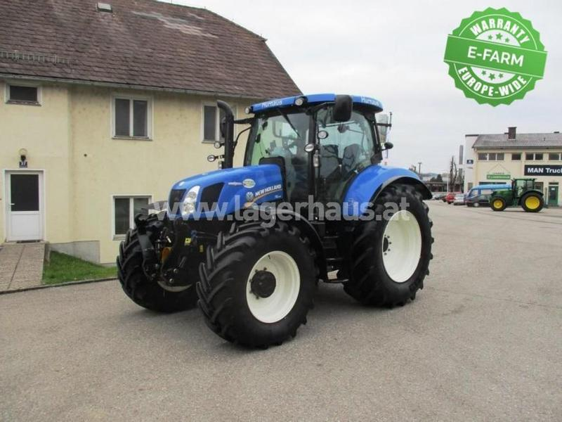 New Holland T 6140 AUTOCOMMAND