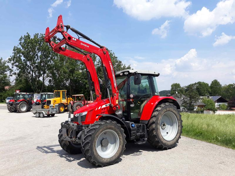 Massey Ferguson 5613-4 Dyna 6 Efficient