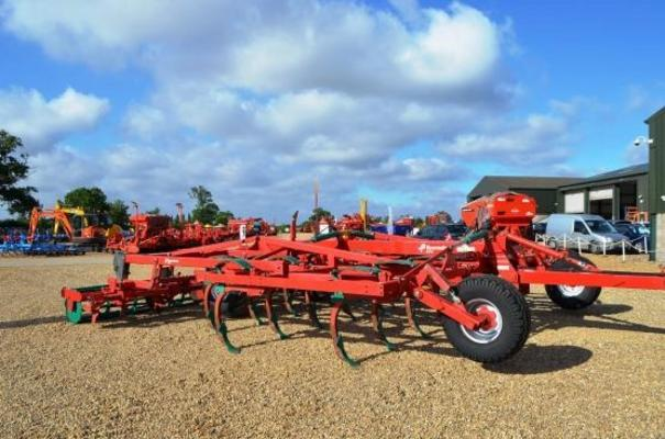Kverneland  6M CTC 672 CULTIVATOR 8464 (FOR HIRE)
