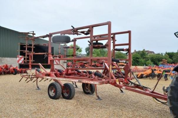Other HORSCH FG 5.7M CULTIVATOR 9922 (FOR HIRE)