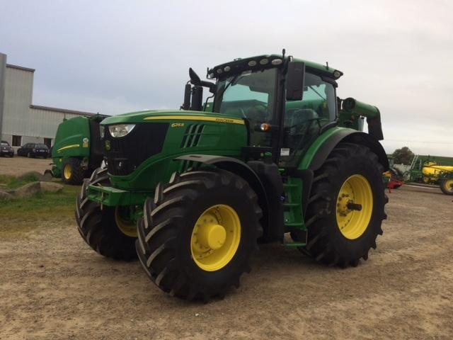John Deere 6215R ULTIMATE-EDITION