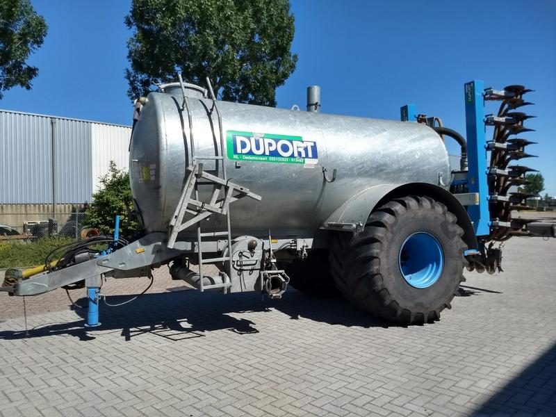Duport PTW 10.3 Farmer All track 6030