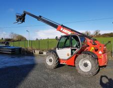 Manitou MT 932 only 900 h 2015 Model