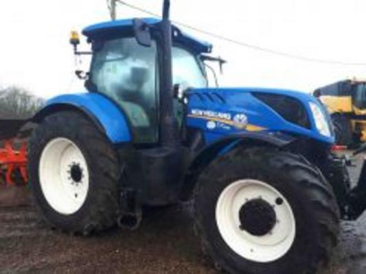 New Holland EX DEMO  T7.245 SWII