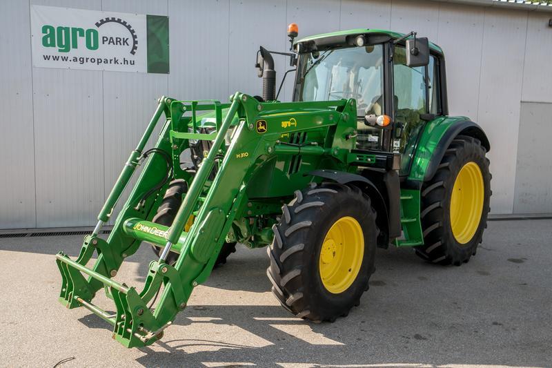 Frontlader traktoren claas
