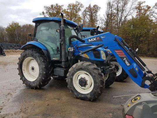 New Holland T6010PLUS