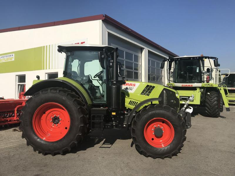 Claas Arion 610 CIS