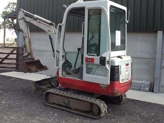 Other TAKEUCHI TB016 MINI EXCAVATOR