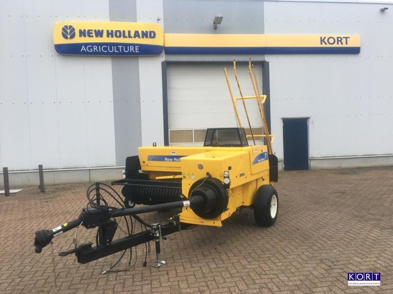 New Holland BC5060