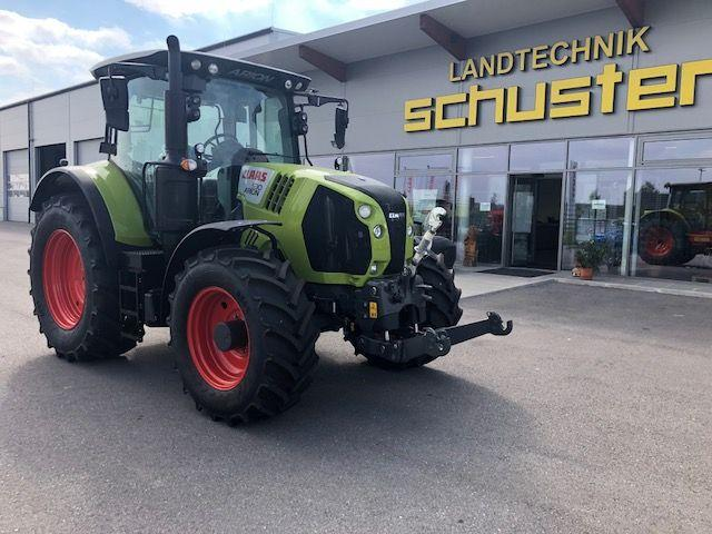 Claas Arion 530 CIS+