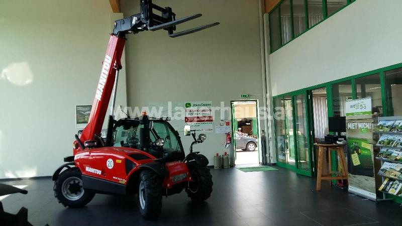Manitou MLT 625-75 CLASSIC