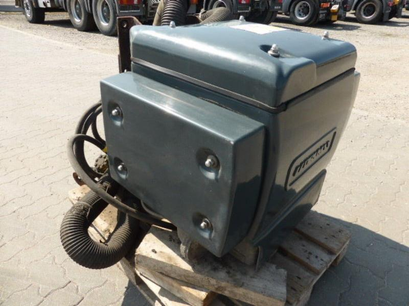 Gardner Denver Drum D9000 Kompressor