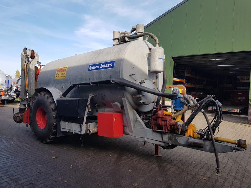 votex pompwagen
