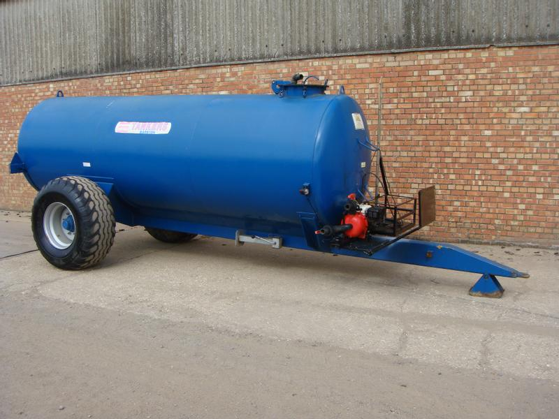 AS Marston SB2000S Water Bowser