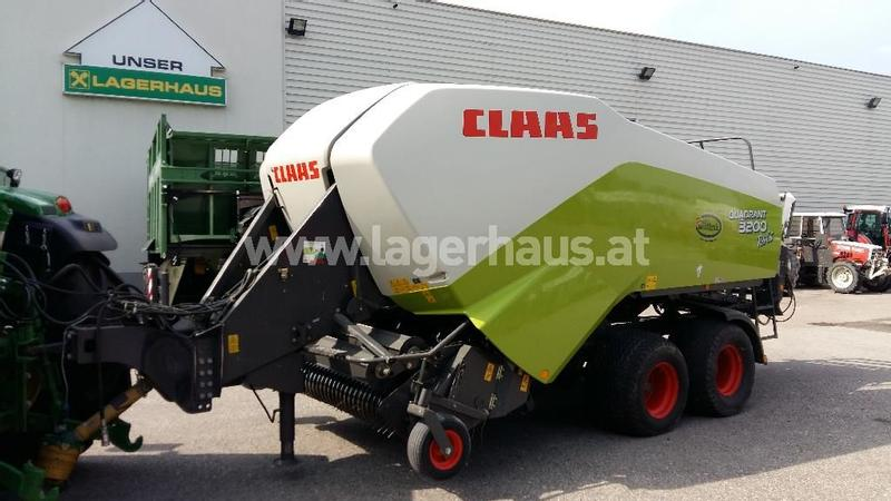 Claas QUADRANT 3200 RC ROTO-CUT