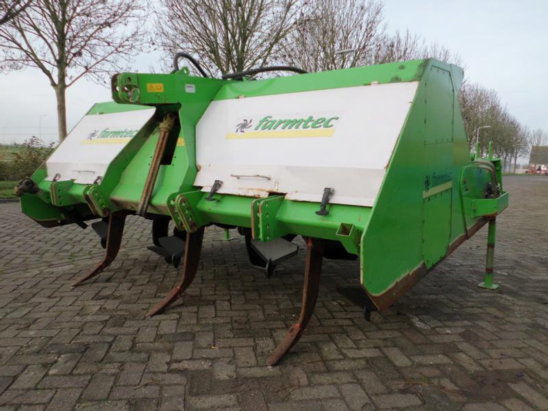 Farmtec Spitmachine