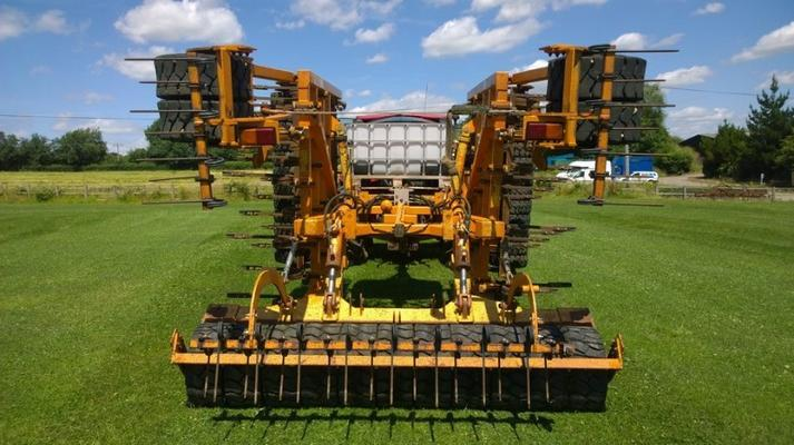 Simba 4M FREE FLOW CULTIVATOR