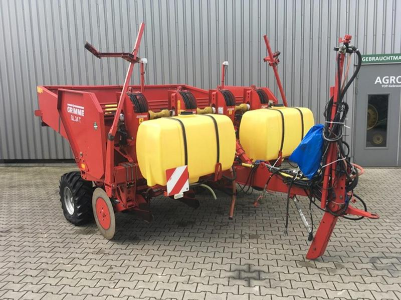 Grimme GL 34T