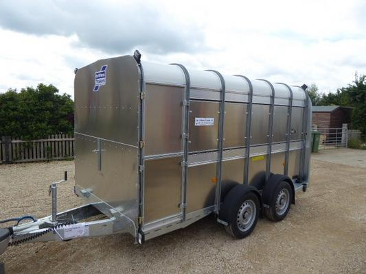 Ifor Williams  TA510G 12X6