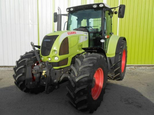 Claas TRACTEUR ARION 640 CIS