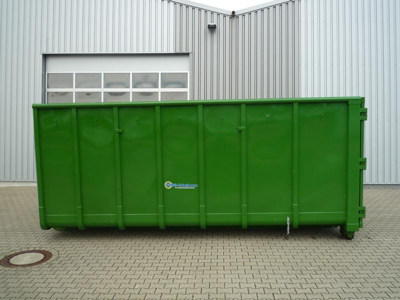 EURO-Jabelmann Container STE 7000/2300, 38 m³,  Abrollcontainer, Hakenliftcontainer, L/H 7000/2300 mm, NEU