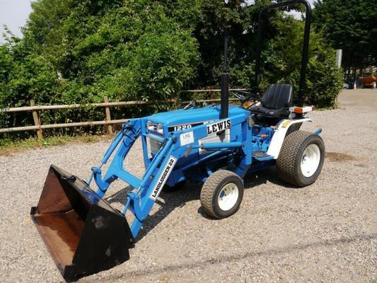 Ford 1220 Compact Tractor