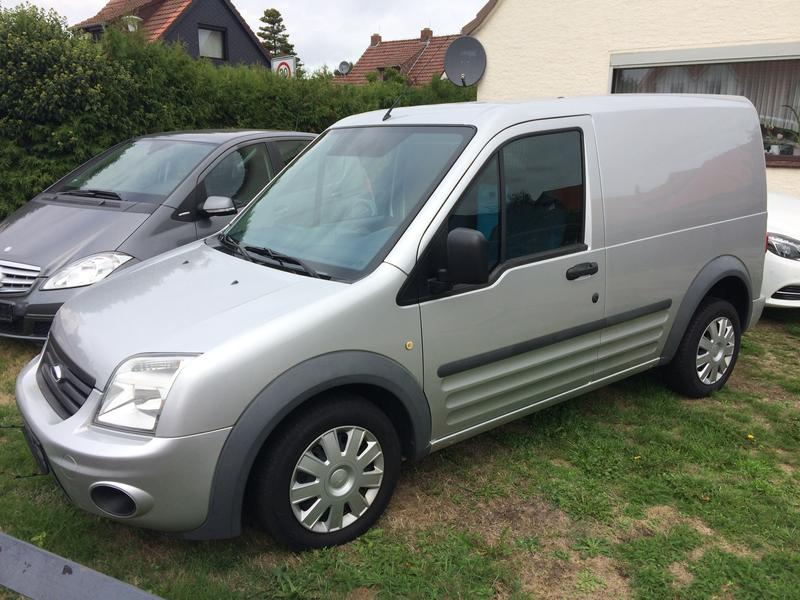Ford Connect 1,8 D 90 PS * Klima * Trennwand * EFH * AHK * EURO 5