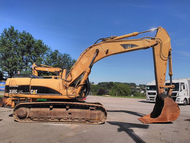 Caterpillar 330 CL ME